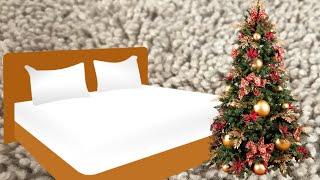 Ways to go to sleep on Christmas Eve 🎄
