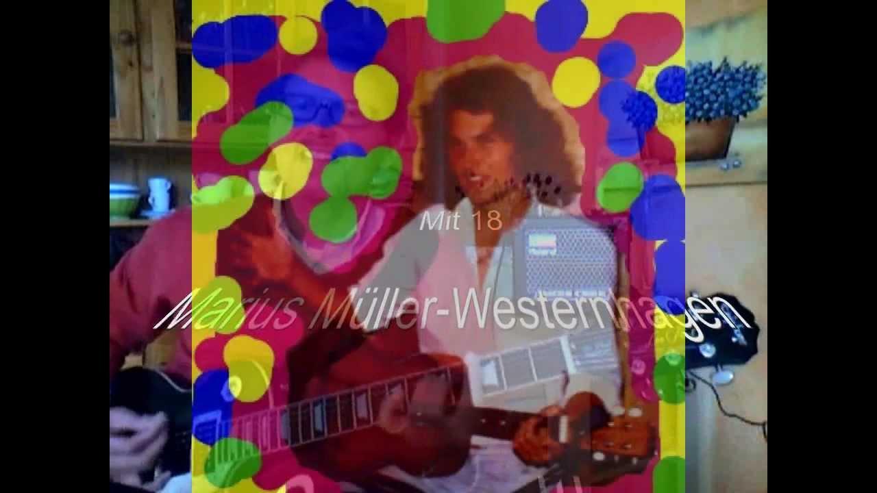Mit 18 Cover Mit Elektrischer Gitarre Marius Müller