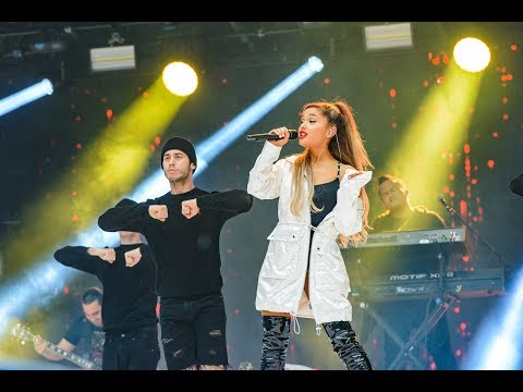 Ariana Grande - Capital Summertime Ball 2016 (FULL SETLIST)