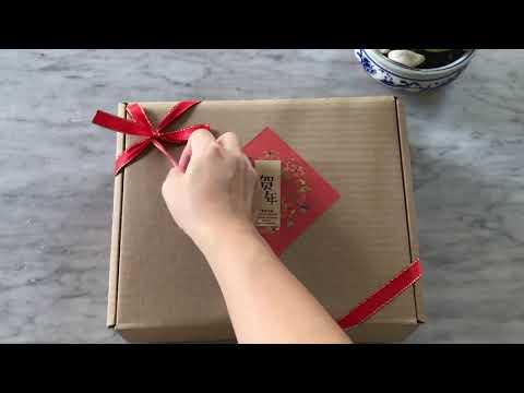 Warmly Herbs Cookies Gift Set 暖心香草曲奇禮盒 - Set B