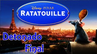 Ratatouille (PC/PS2/Wii) - Detonado 100% - Parte 10 (FINAL)