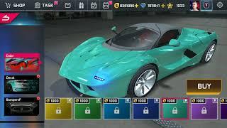 Street Racing HD - Unlocking Cars - Gameplay #1 (Android) screenshot 4