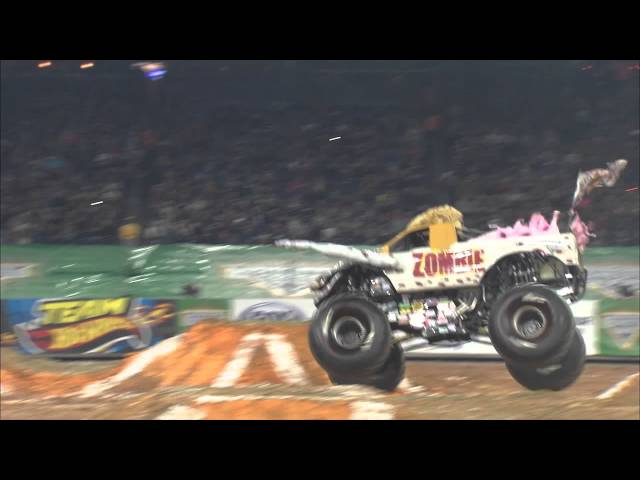 BKT tires and Monster Jam: together we rock!