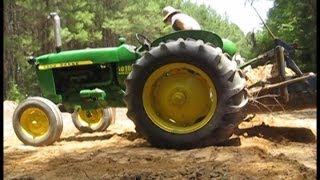 John Deere 1010 Restored (A Working Tractor)