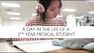 Ep1- A Day in the Life of a 2nd Year Medical Student | JaneandJady
