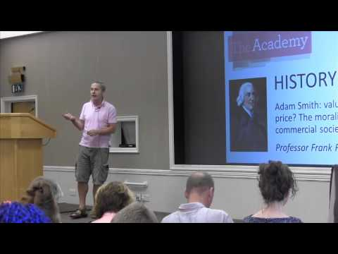 Adam Smith: Adam Smith: value, or price? The morality of commercial society