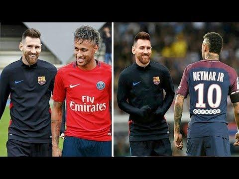Se você acha que Neymar e Messi Não são Mais Amigos?? Assista este Video..