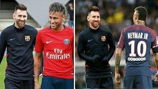 Se voc acha que Neymar e Messi No so Mais Amigos Assista este Video