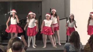 Coreografia de  Natal Crianças