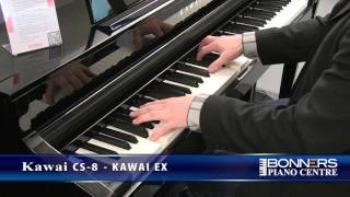 Kawai CS8 vs Kawai CS11 Piano Direct Comparison Buyers guide