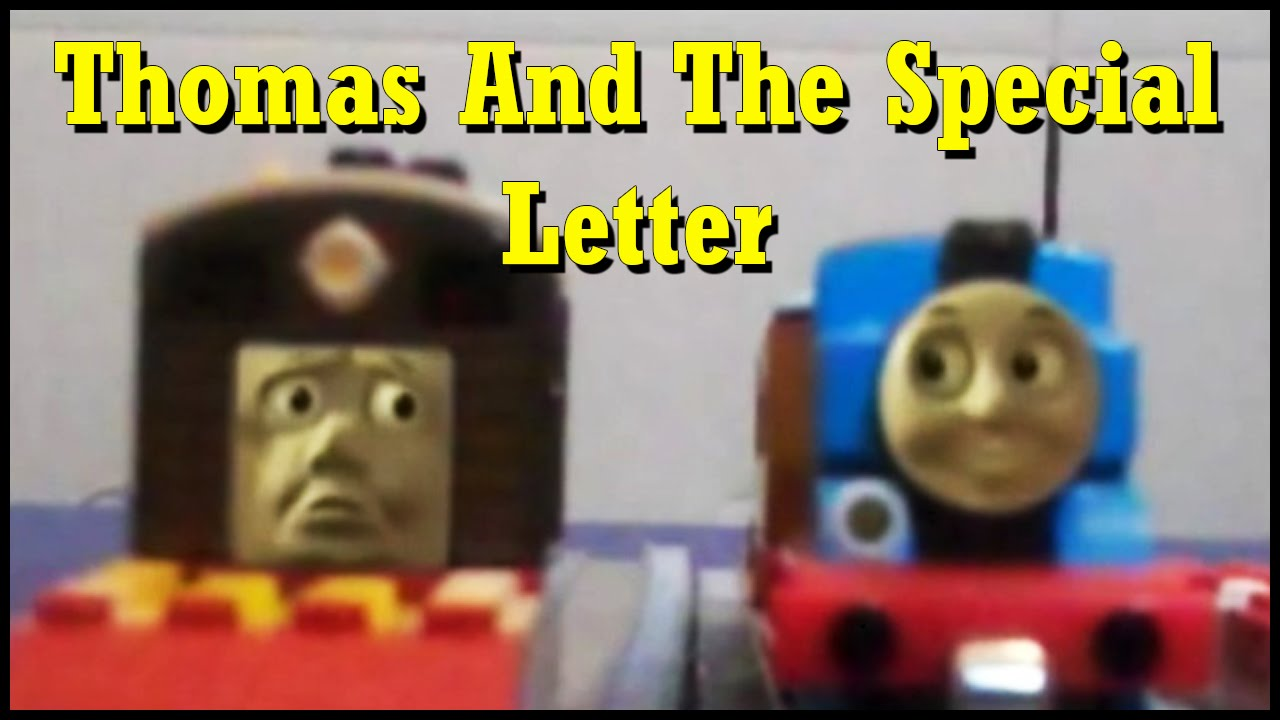 thomas and the special letter take along n play and the special letter remake 20219