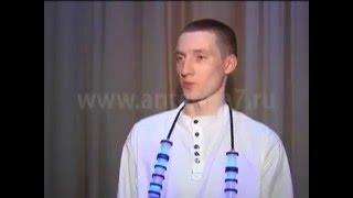 Световое шоу в ИК 6 г  Омск