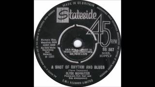 Clyde McPhatter - A Shot of Rhythm and Blues