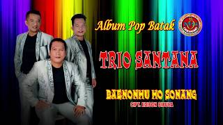 Trio Santana - Baenonhu Ho Sonang (Official Lyric Video)