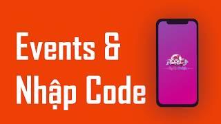 Tình Kiếm 3D - Hướng Dẫn Tham Gia Sự Kiện Nhận Code và Nhập Code