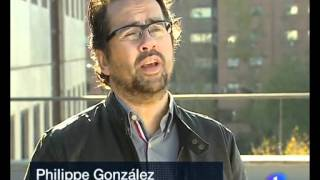 Instagram on Spanish Daily News (Television Española) 25/12/2011