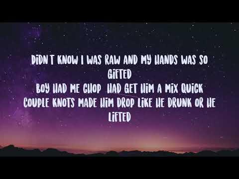Morray- Quicksand Lyrics- since a jit stood tall with a kickstand