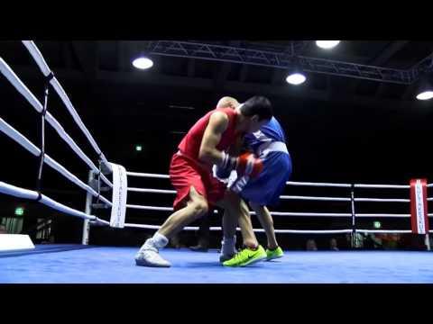 Nyrkkeilyn Kahdet Kasvot