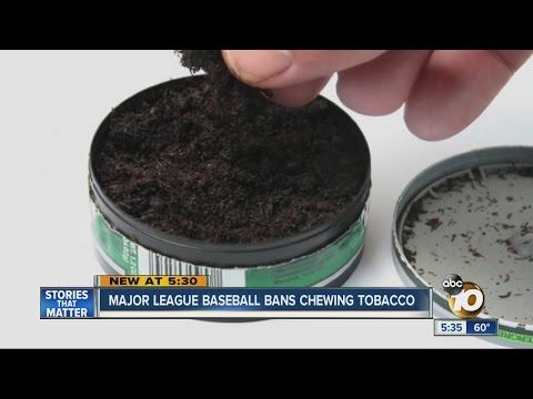 Tony Gwynn's wife reacts to MLB's banning of chewing tobacco