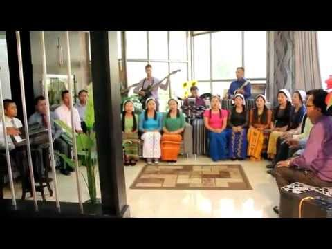 General PYD Choir - Ram Ni Engmawi (2015)
