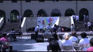 2015/5/13(水)オリエンテーションライブ@プラザ 院チェ院/UNCHAIN.