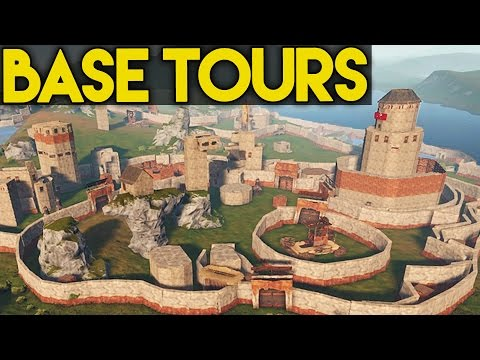 Rust Base Tours - Ep. 7 - PERFECT Compound??