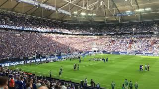 Schalke - Frankfurt 12.05.2018