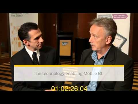 Mobile business intelligence at Kimberly-Clark Asia Pacific - interview with SAP
