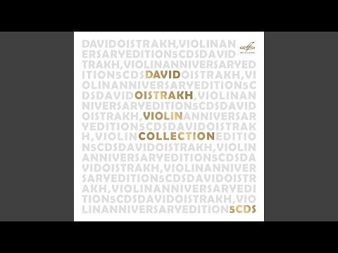 Концерт для скрипки с оркестром ре мажор: III. Aria II