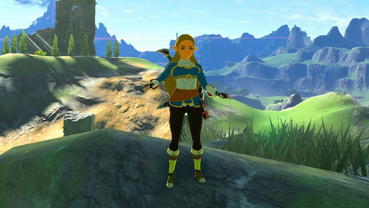 Games Like The Legend of Zelda: Breath of the Wild