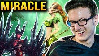 Miracle- Enchantress & Terrorblade Total Ownaged Dota 2