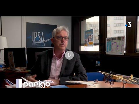 L'IPSA sur France 3 Paris - Parigo #134 - Face au Covid, la mobilité réinventée