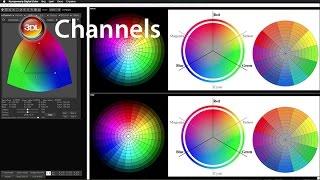 3D LUT Creator - магия цвета (3) Channels