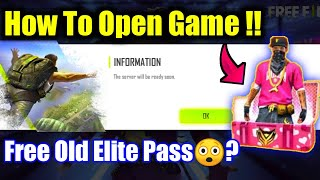 3rd Anniversary Free Rewards How To Open Game !! All New Updates