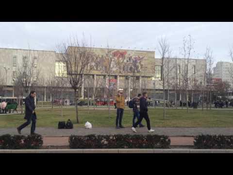 160212 Tirana 2 Skanderbeg Square