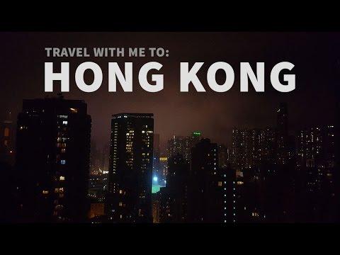 ✈ hong kong || TRAVEL WITH LENA