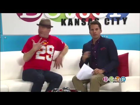 Champ Kind aka David Koechner funniest interview ever