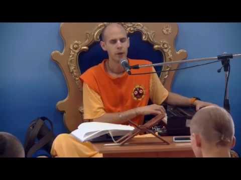 Шримад Бхагаватам 1.12.29 - Адбхута Гауранга прабху