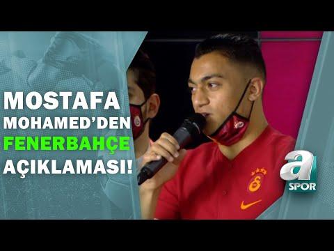 Mostafa Mohamed:Geçen Sezon Fenerbahçe'den Teklif Geldi, Ben Galatasaray'da Olduğum İçin Mutluyum!\