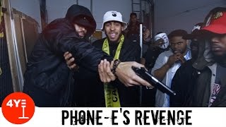 PHONE-EG - PHONE-E'S REVENGE (OFFICIAL MUSIC VIDEO)(THE G IS SILENT HARDCOPY CD & SHIRTS! http://www.TheGIsSilent.BigCartel.com ------- Download