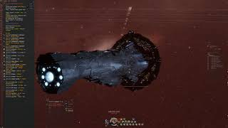 Eve Online - Avatar in Action, Avatar vs Blood Dreadnought