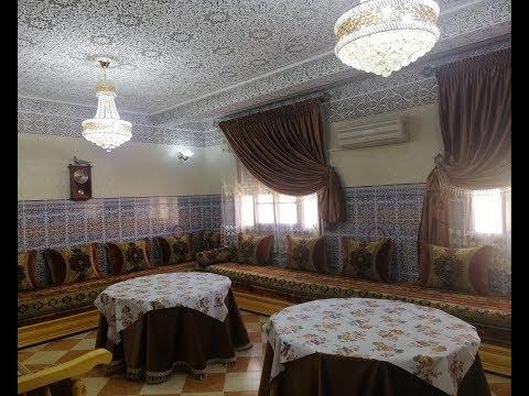 Maison 2 niveau à 2 façade à vendre à oujda najd منزل ذو واجهتين للبيع في وجدة حي النجد 1