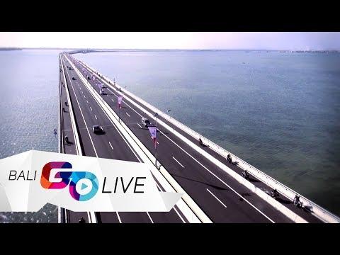 BALI MANDARA : TOLL ROAD WITH THE VIEW