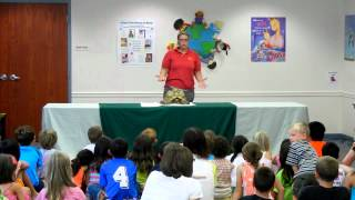 Reptiles Alive Educates At George Mason Regional Library In Annandale, Va