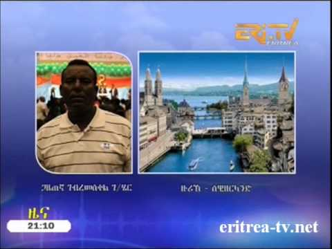 Eritrean TV - 22nd Independence Day Report from Swiss - Zurich