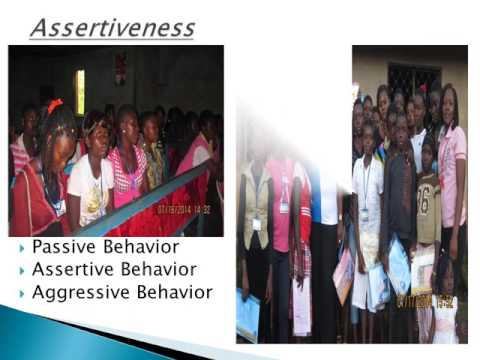 Girl's Empowerment Workshop on Sexual Reproductive Health Rights