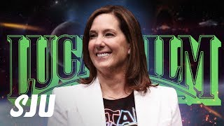 Is Kathleen Kennedy's Vision For Star Wars in Trouble? | SJU