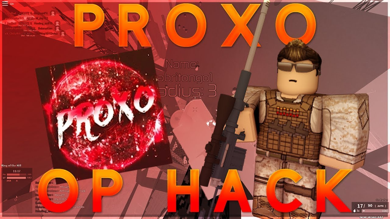 hacks for roblox phantom forces 2019
