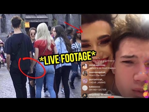 LOREN GRAY IS DATING IAN JEFFREY + JAMES CHARLES FIGHTS WITH IAN + DOLAN TWINS SHADE FAN