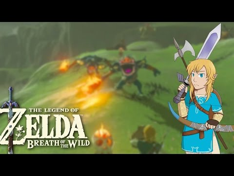 TRUE ADVENTURER! - Zelda: Breath of the Wild - Part 8